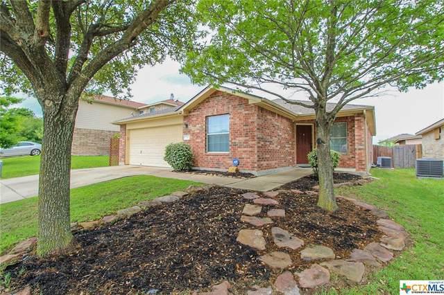 104 Brickyard Lane, Jarrell, TX 76537 (MLS #406721) :: Isbell Realtors