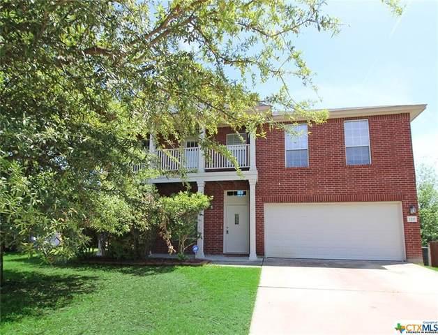 2211 Memory Lane, Harker Heights, TX 76548 (MLS #406724) :: Carter Fine Homes - Keller Williams Heritage