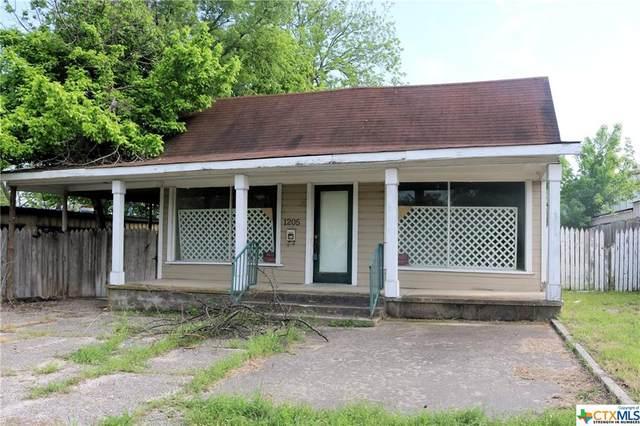 1205 W Avenue G, Temple, TX 76504 (MLS #406736) :: Isbell Realtors