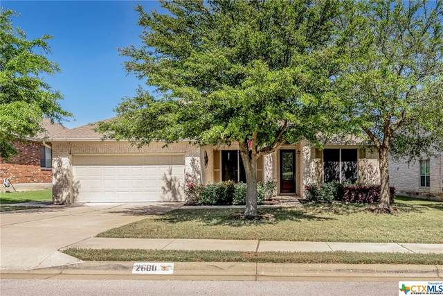 2600 Lost Mine Trail, Leander, TX 78641 (MLS #406742) :: The Real Estate Home Team