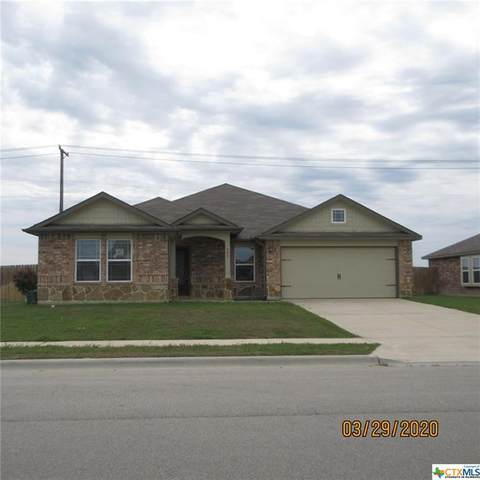 506 W Gemini Lane, Killeen, TX 76542 (MLS #406756) :: The i35 Group