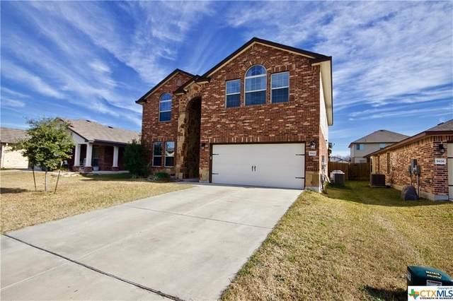 5922 Ambrose Circle, Temple, TX 76502 (MLS #406788) :: Isbell Realtors