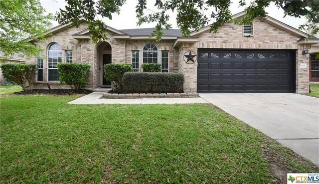 6201 Emilie Lane, Killeen, TX 76542 (MLS #406793) :: Carter Fine Homes - Keller Williams Heritage