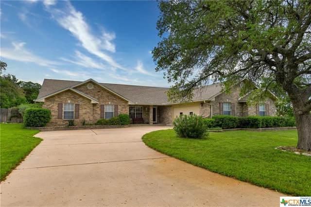 5537 Kuykendall Springs Road, Temple, TX 76502 (MLS #406850) :: Carter Fine Homes - Keller Williams Heritage
