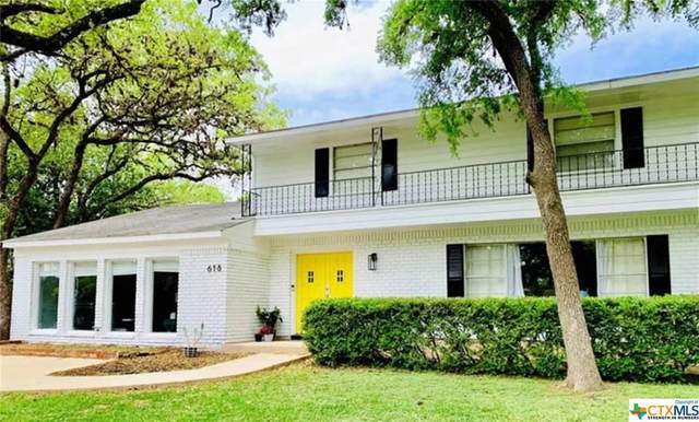 618 Franklin Drive, San Marcos, TX 78666 (MLS #406853) :: The i35 Group
