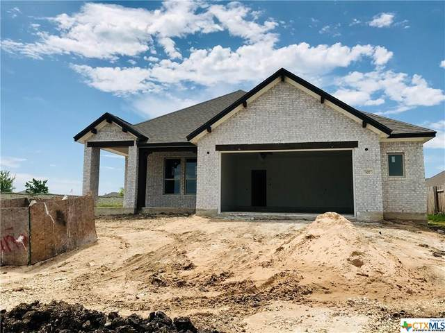107 Creek Point Drive, Georgetown, TX 78628 (MLS #406860) :: The i35 Group