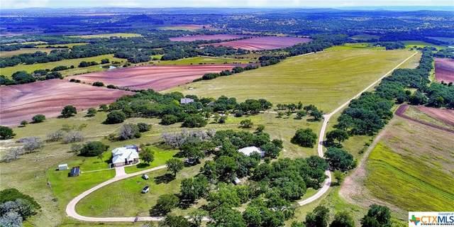 765 Brewer Road, Fredericksburg, TX 78624 (MLS #406946) :: Berkshire Hathaway HomeServices Don Johnson, REALTORS®