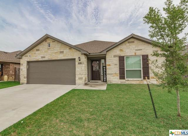 239 Cobble Stone Court, Victoria, TX 77904 (MLS #407072) :: Kopecky Group at RE/MAX Land & Homes