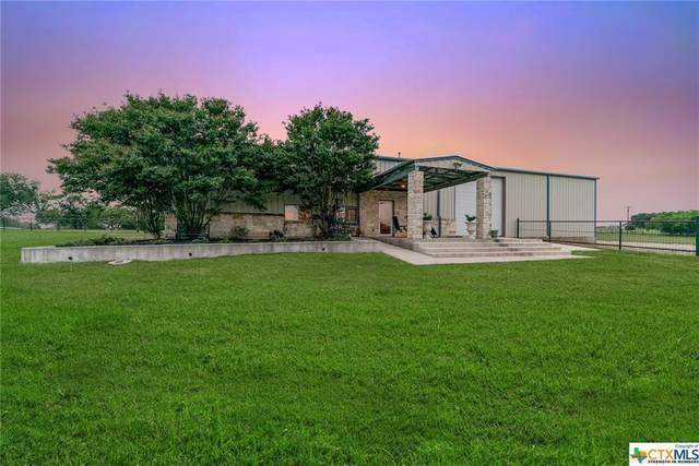13440 Fm 539, La Vernia, TX 78121 (MLS #407274) :: Brautigan Realty