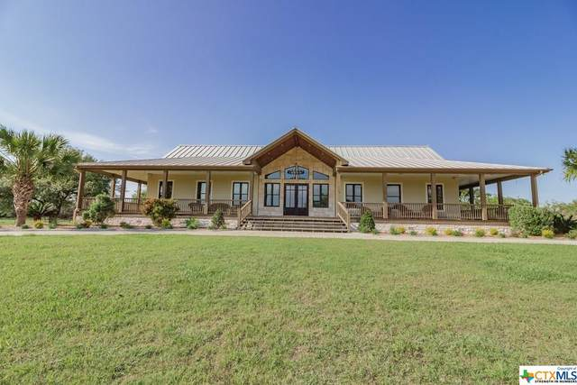 1584 Mccampbell Road, Goliad, TX 77963 (MLS #407478) :: The Real Estate Home Team
