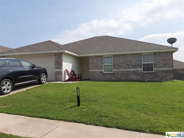 1402 Copper Creek Drive, Killeen, TX 76549 (MLS #407564) :: The Real Estate Home Team