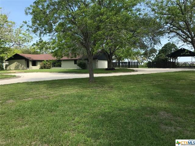 1807 S Us Highway 77A, Yoakum, TX 77995 (MLS #407582) :: The Zaplac Group