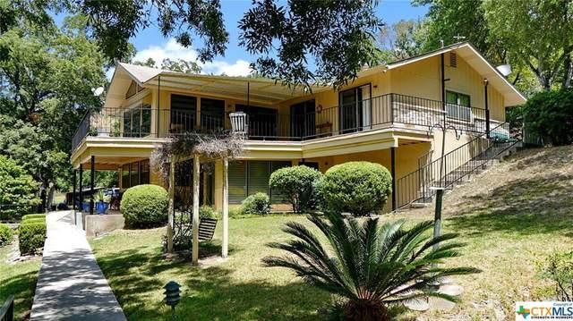 2865 Edgegrove, Canyon Lake, TX 78133 (MLS #407761) :: The Real Estate Home Team