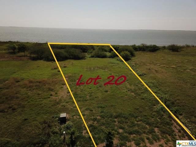Lot 20 Sago Drive, Port Lavaca, TX 77979 (MLS #407963) :: RE/MAX Land & Homes