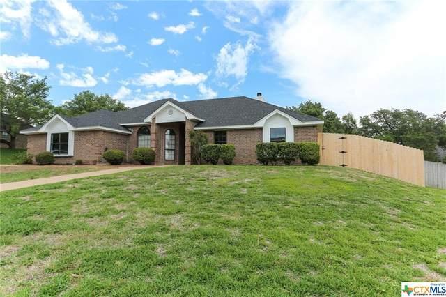 513 Gazelle Trail, Harker Heights, TX 76548 (MLS #408078) :: Brautigan Realty