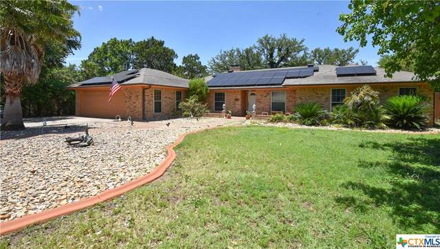 820 Trail Crest Drive, Harker Heights, TX 76548 (MLS #408079) :: RE/MAX Family