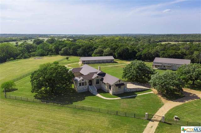 101 Spears Ranch Road, Jarrell, TX 76537 (MLS #408216) :: The Zaplac Group