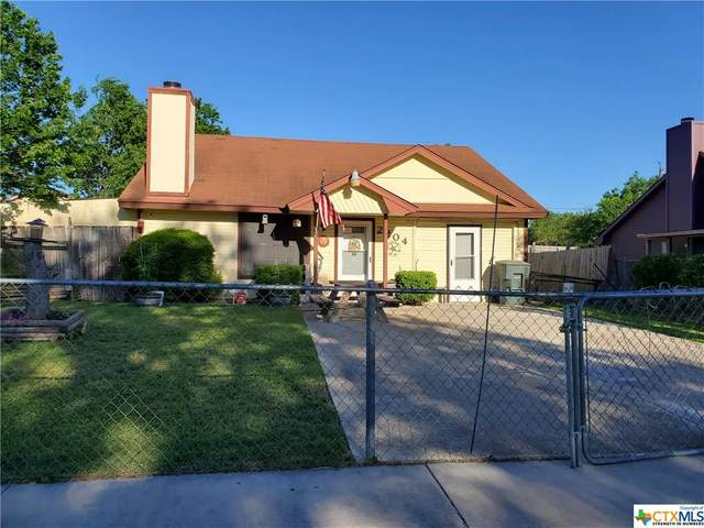 2204 Dickens Drive, Killeen, TX 76543 (MLS #408255) :: RE/MAX Family