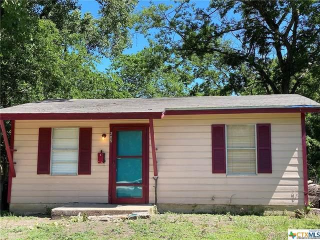 205 E Hoover Avenue, Killeen, TX 76541 (MLS #408317) :: The Real Estate Home Team