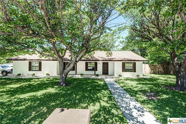 3818 Deer Trail, Temple, TX 76504 (MLS #408350) :: The i35 Group