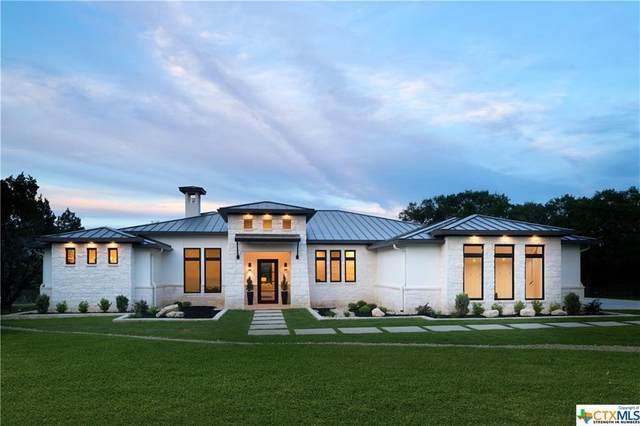 2126 Alto Lago, Canyon Lake, TX 78133 (#408355) :: All City Real Estate