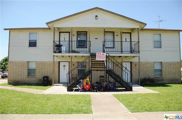 4807 Rainbow Circle, Killeen, TX 76543 (MLS #408395) :: The Real Estate Home Team