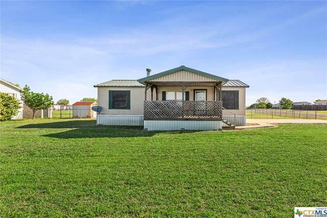 150 Hillside Drive, Troy, TX 76579 (MLS #408572) :: Brautigan Realty