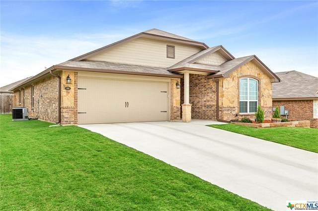 808 Kendra Drive, Temple, TX 76502 (MLS #408724) :: The i35 Group