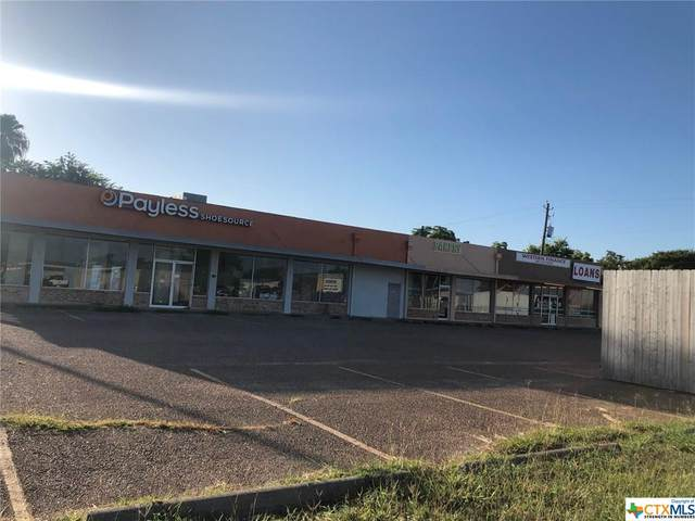 701-705 E Rio Grande Street, Victoria, TX 77901 (MLS #408843) :: The Myles Group