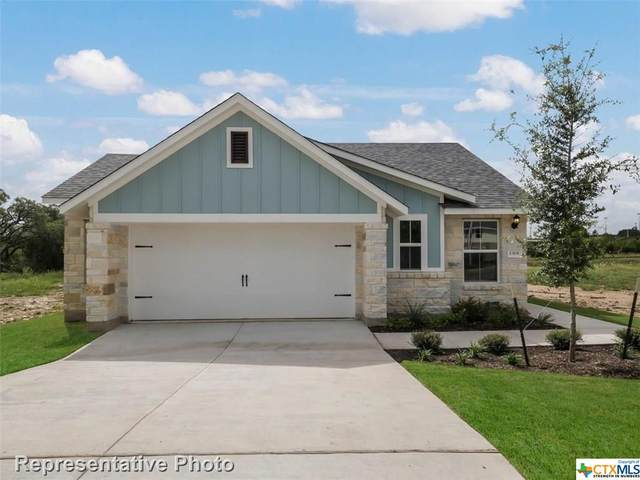 220 Sage Meadows, San Marcos, TX 78666 (MLS #408863) :: The Zaplac Group