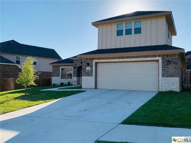 3320 Vineyard Trail, Harker Heights, TX 76548 (#408886) :: First Texas Brokerage Company
