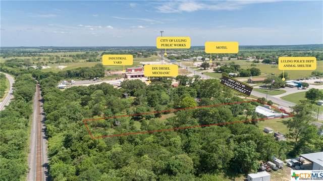 1805 E Pierce Street, Luling, TX 78648 (MLS #408889) :: Brautigan Realty