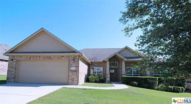 3005 Bent Tree Drive, Nolanville, TX 76559 (MLS #409908) :: The Real Estate Home Team