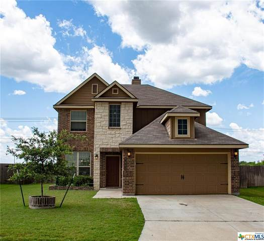 7901 Northgate Loop, Temple, TX 76502 (MLS #410245) :: The i35 Group
