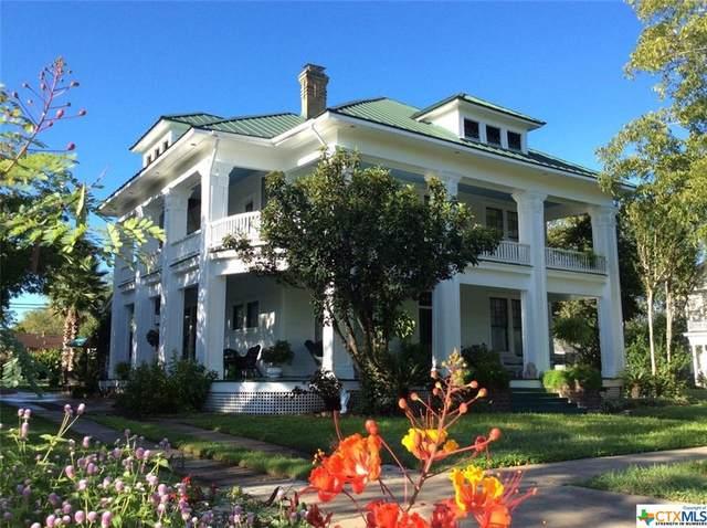 604 W Grand Avenue, Yoakum, TX 77995 (MLS #410281) :: RE/MAX Land & Homes
