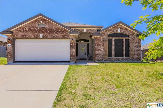 405 Coby Drive, Troy, TX 76579 (MLS #410301) :: Brautigan Realty