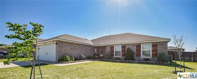 2008 Gail Drive, Copperas Cove, TX 76522 (MLS #410364) :: The Real Estate Home Team
