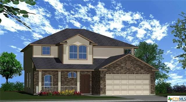 929 Ibis Falls Loop, Jarrell, TX 76537 (MLS #410414) :: Kopecky Group at RE/MAX Land & Homes