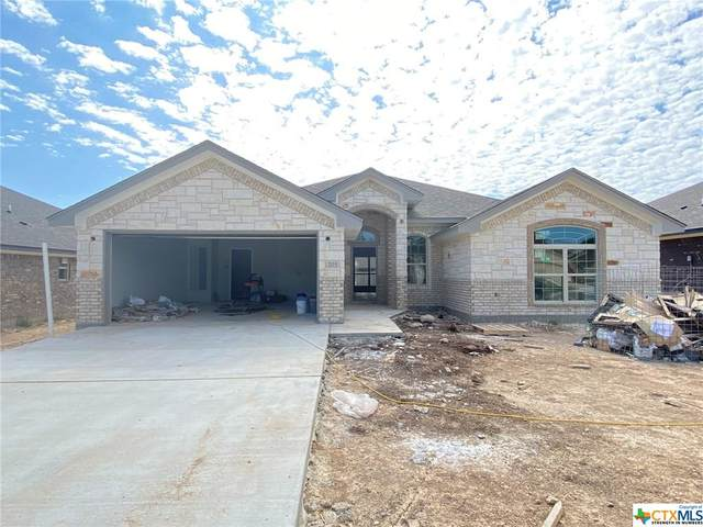705 Damascus Drive, Belton, TX 76513 (MLS #410426) :: The Real Estate Home Team