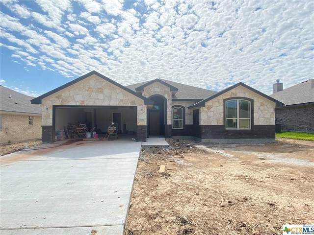 709 Damascus Drive, Belton, TX 76513 (MLS #410427) :: The Real Estate Home Team