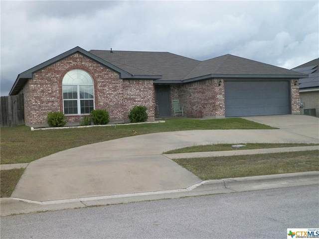 2407 Griffin Drive, Copperas Cove, TX 76522 (MLS #410437) :: The i35 Group