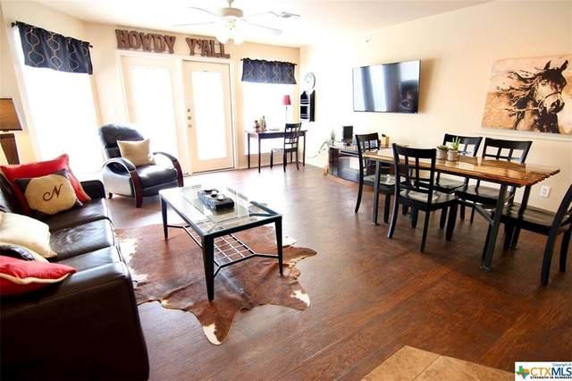 730 E Mather Street J301, New Braunfels, TX 78130 (MLS #410482) :: Kopecky Group at RE/MAX Land & Homes