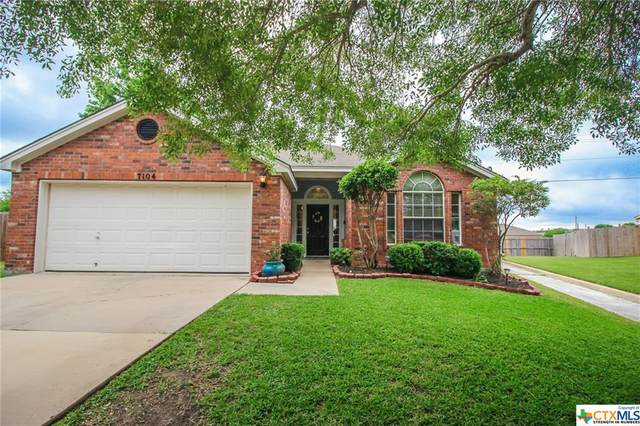7104 Galleta Court, Temple, TX 76502 (MLS #410556) :: The i35 Group