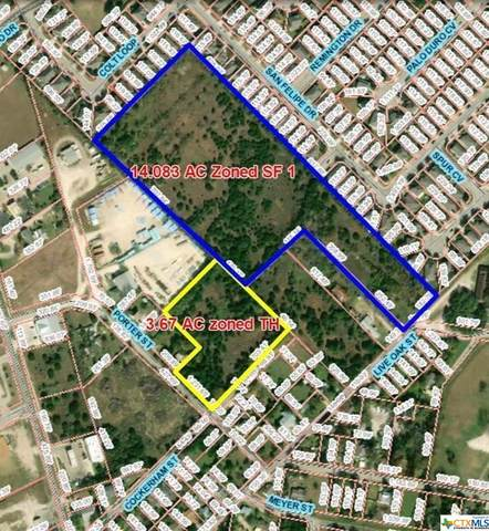 3.66 Acres Porter Street, Kyle, TX 78640 (MLS #410638) :: Kopecky Group at RE/MAX Land & Homes