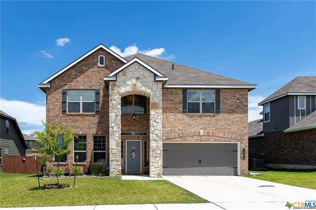1206 Jester Court, Copperas Cove, TX 76522 (MLS #410663) :: RE/MAX Family