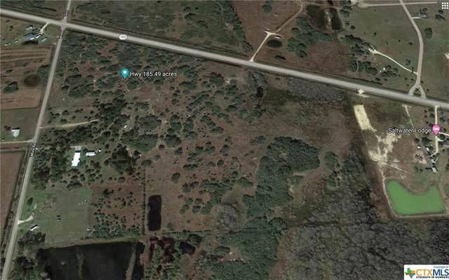 TBD Hwy 185 Hwy 185 & White Rd. Road, Seadrift, TX 77983 (MLS #410670) :: Brautigan Realty