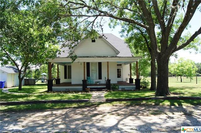 403 Davidson Street, Yoakum, TX 77995 (#410680) :: Realty Executives - Town & Country