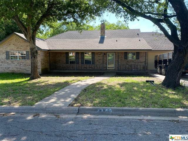 107 Sunny Lane, Gatesville, TX 76528 (MLS #410711) :: The Real Estate Home Team