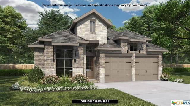 656 Blue Oak Boulevard, San Marcos, TX 78666 (MLS #410721) :: The Zaplac Group