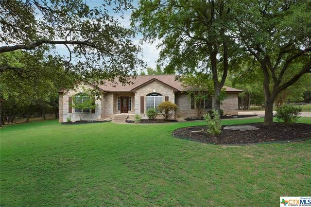 134 Ridgewood Cove, Georgetown, TX 78633 (MLS #410752) :: Berkshire Hathaway HomeServices Don Johnson, REALTORS®